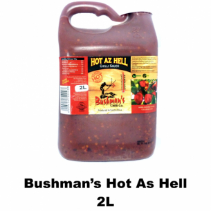 Bushmans Hot az Hell 2L