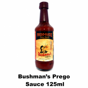 Bushmans Prego Sauce 125ml