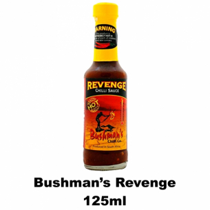 Bushmans Revenge 125ml