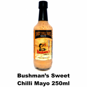 Bushmans Sweet Chilli Mayo 125ml