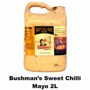 Bushmans Sweet Chilli Mayo 2L