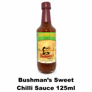 Bushmans Sweet Chilli Sauce 125ml