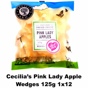 Cecilia's Pink Lady Apple Wedges