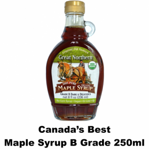 Chaloner Canada's Best B Grade Maple Syrup
