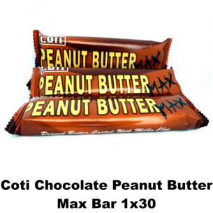 Coti Peanut Butter Chocolate Max Bar