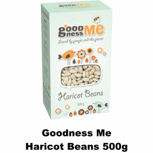 Goodness Me Haricot Beans
