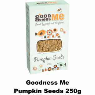 Goodness Me Pumpkin