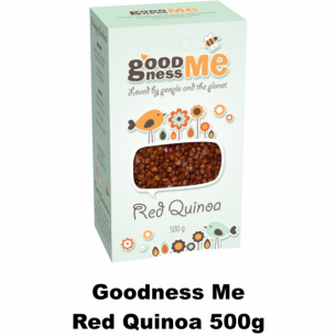 Goodness Me Red Quinoa