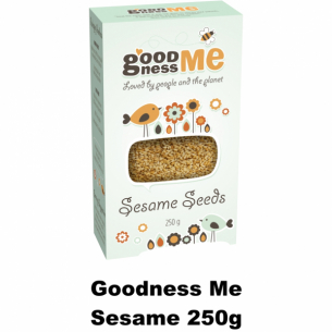 Goodness Me Sesame