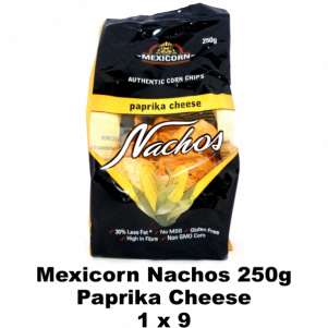 Mexicorn Nachos 250g Paprika Cheese