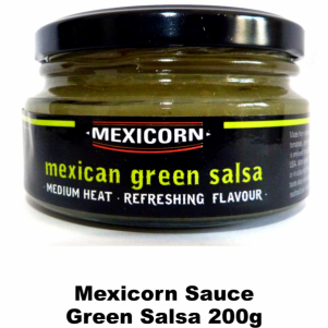 Mexicorn Sauce Green Salsa