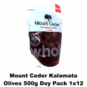 Mt Ceder 500g Doy Pack Whole