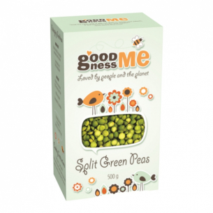 goodness me Split Green Peas