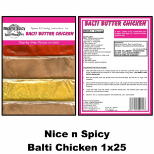 Nice n Spicy Balti Chicken