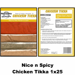 Nice n Spicy Chicken Tikka