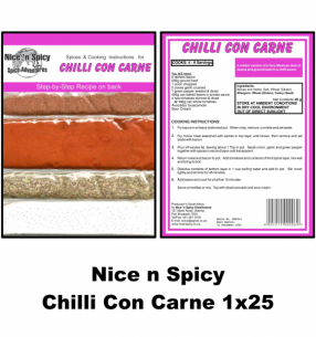 Nice n Spicy Chilli Con Carne