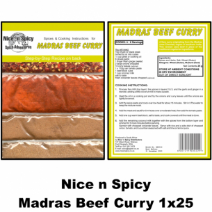 Nice n Spicy Madras Beef