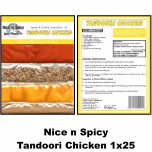 Nice n Spicy Tandoori Chicken