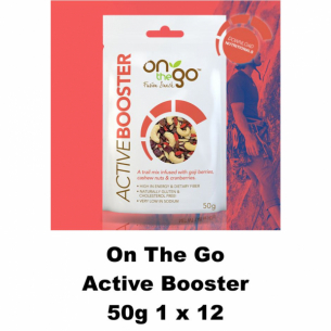 On The Go active booster