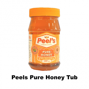 Peels-Pure-Honey-500ml-TUB