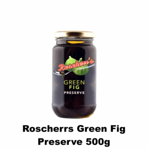 Roscherrs Green Fig Preserve