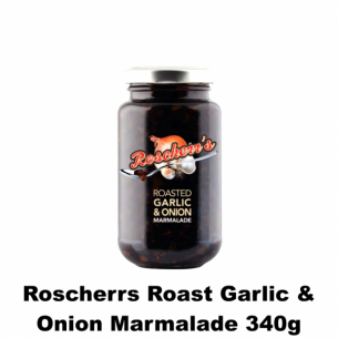 Roscherrs Roast Garlic & Onion Marmalade