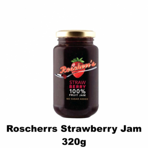 Roscherrs Strawberry Jam