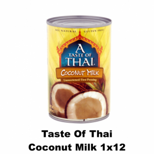 Taste of Thai Coconut Milk