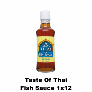 Taste of Thai Fish Sauce