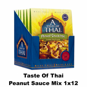 Taste of Thai Peanut Sauce Mix