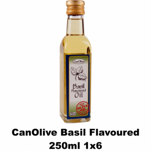 Wilsons CanOlive Basil Flavour 250ml